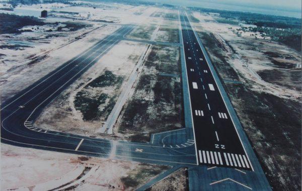 New Runway and Airport Civil Works – Bandaranaike International Airport