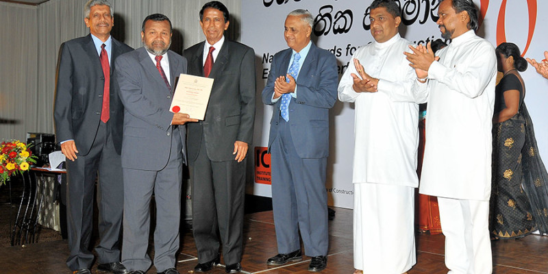 10. National Construction Excellence Awards 2010