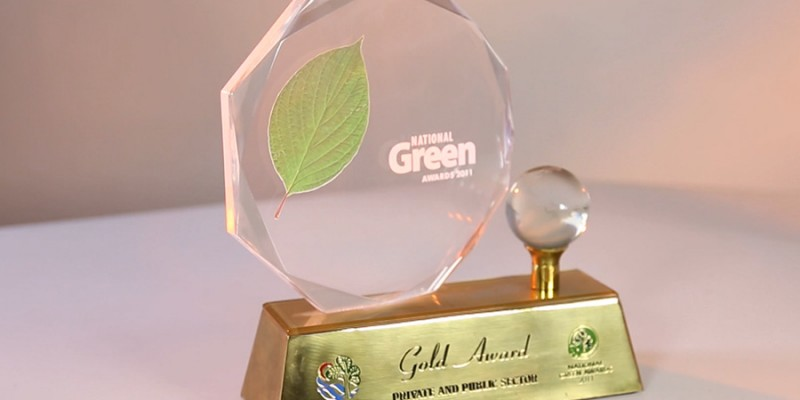 6. Sri Lanka's First National Green Awards