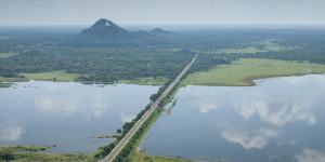 Puttlam – Trincomalee (A-12) Road