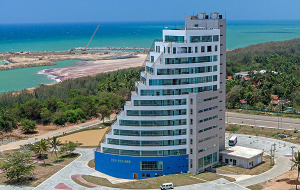 Hambantota Port Administration Building