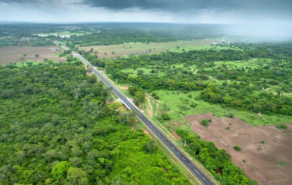 Mankulam – Mullaithivu (A-34) Road
