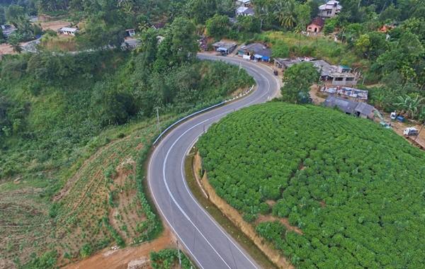 Rakwana – Madampe Road