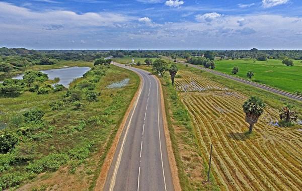 Medawachchiya – Talaimannar (A-14) Road