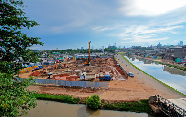 Urban Regeneration Project, Colombo