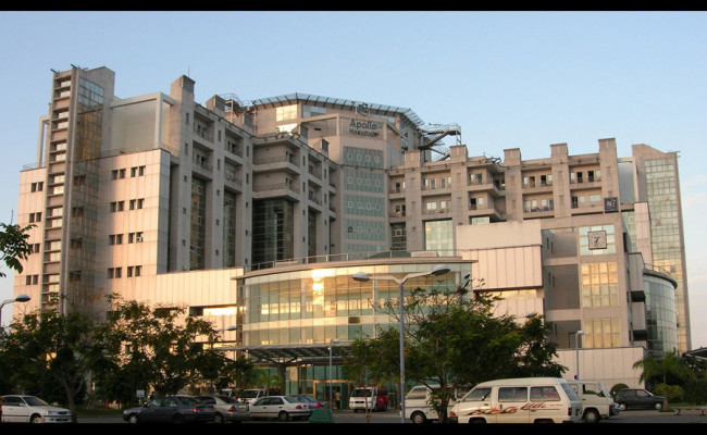 The Apollo Hospitals, Colombo, Sri Lanka