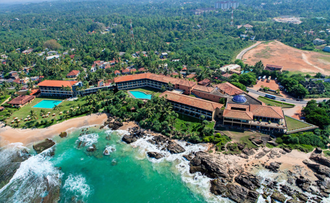 Lighthouse Hotel, Galle