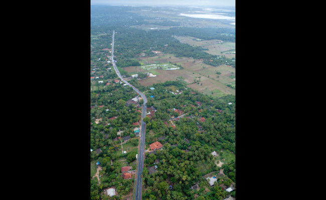 Paranthan Jaffna Road (A9)