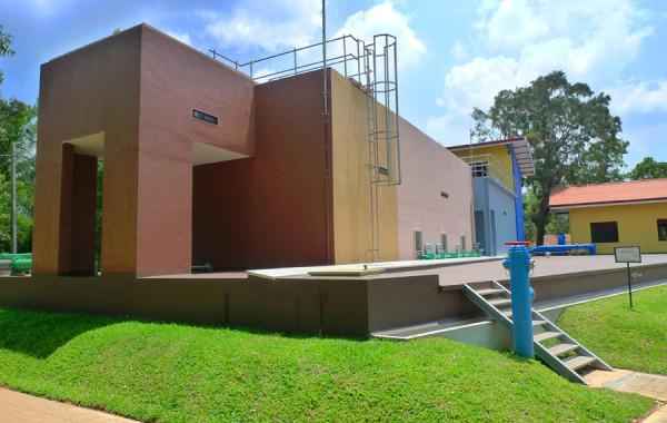 Kirindi Oya Water Supply Scheme