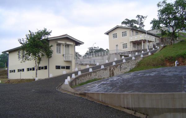 Wellawaya Water Supply Scheme