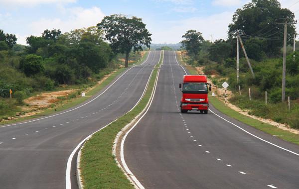 Hambantota – Gonnoruwa – Meegahajandura Road