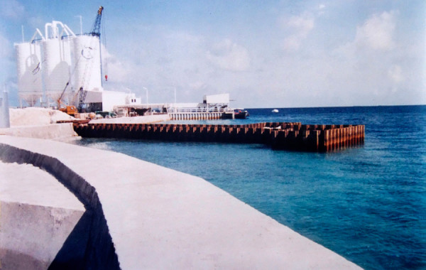 Construction of Bulk Cement Import Terminal, Republic of Maldives