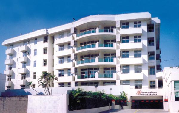 Lotus Tower Luxury Apartment Complex
