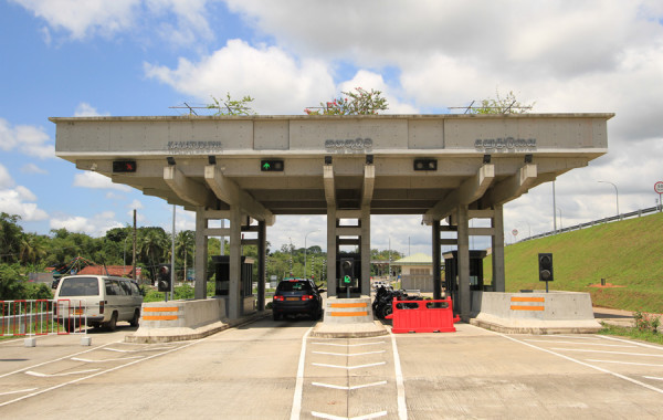 Toll Plaza's and Toll Office Buildings