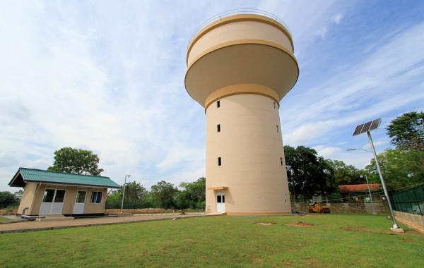 Ruhunupura Water Supply Project