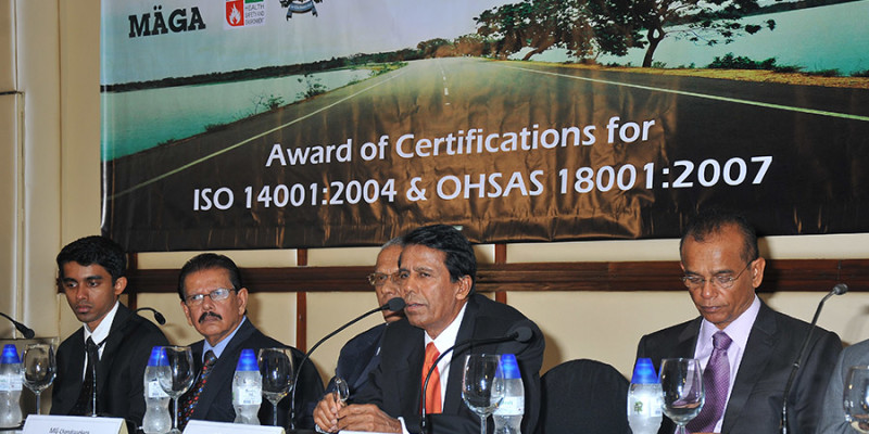 9. Press Conference on ISO 14001