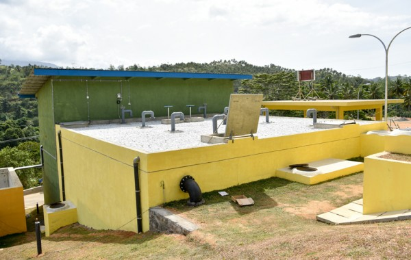 Balangoda Water Supply Scheme