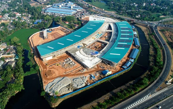 New Manning Market Complex, Peliyagoda