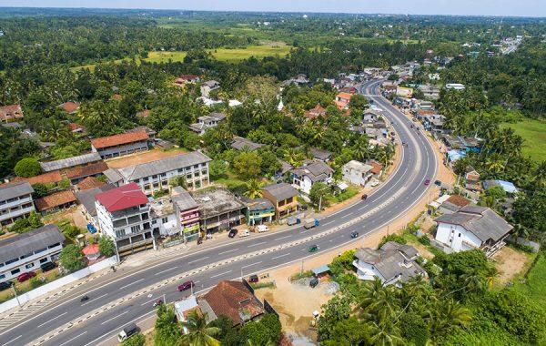 Kesbewa-Pokunuwita Road (B84)