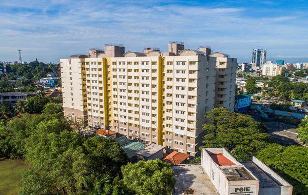 Urban Regeneration: Kalinga Mawatha