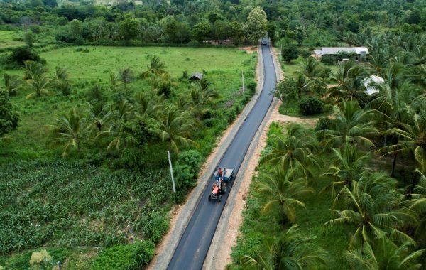 Rural Road Rehabilitation – Ampara, Matara, Kalutara, Kurunegala