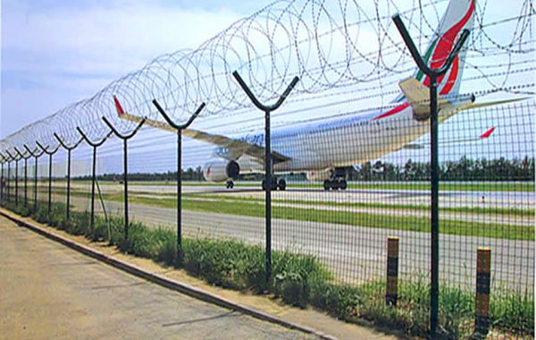 Fabrication and Installation of Ornamental Fence – Bandaranaike International Airport