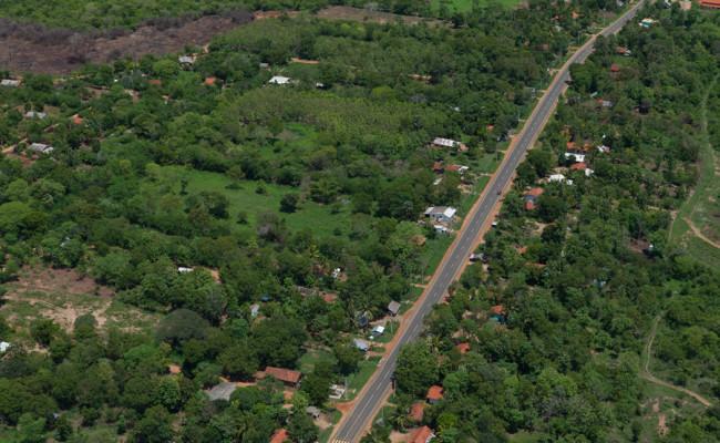Puttalam Anuradhapura road (A12)