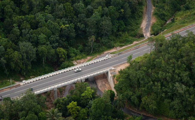 Kegalle Bypass Road