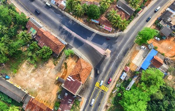 Ambepussa – Galewala (A-6) Road
