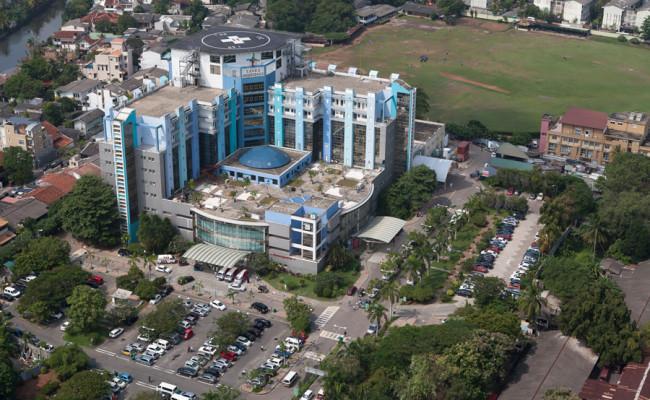 Lanka Hospitals, Baseline Road