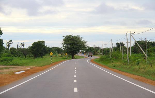 Kandy – Jaffna (A-9) Road