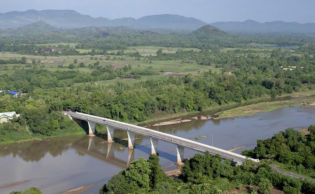 Sakura Bridge, Mahiyangana