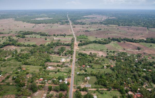 Paranthan – Mullativu (A-35) Road