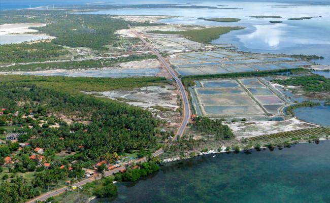 Palavi Kalpitiya road (B349)