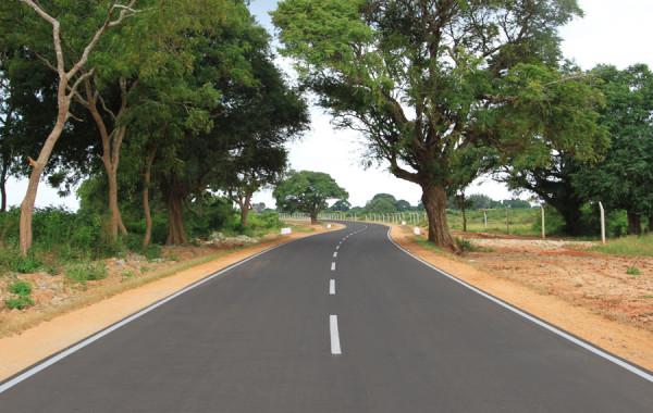 Puttalam – Marichchikade – Mannar Road