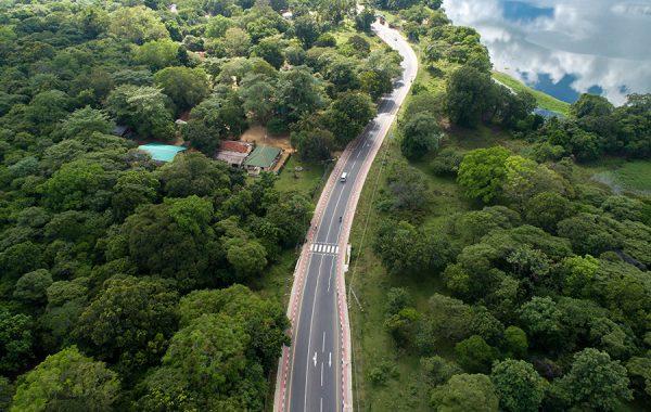Maradankadawala-Habarana-Thirukkondaiadimadu (A-11) Road