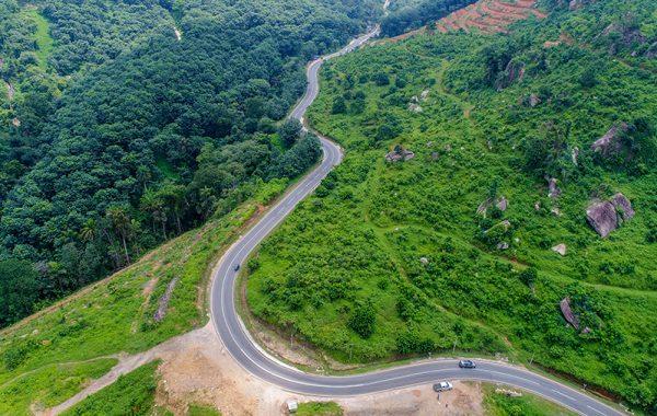 Veyangoda-Ruwanwella (B-445) Road