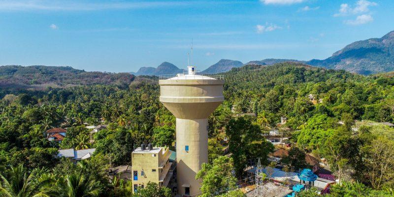 PR – Maga completes Galadegara-Mawathagama Water Supply Project