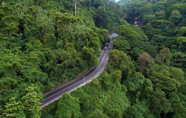 Colombo-Kandy Road (A-1)