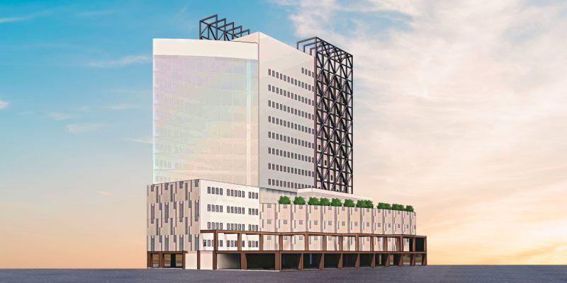 PR – MAGA to construct Railway Operation HQ & Train Control Centre at Maradana