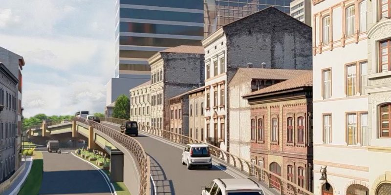 PR – MAGA undertakes design and construction of two key flyovers in Colombo